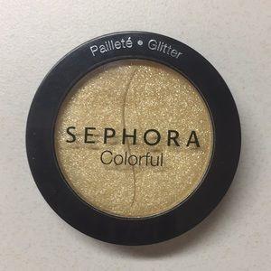 Sephora Eyeshadow Gold Heart